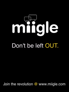 Miigle Banner Don't Be Left Out